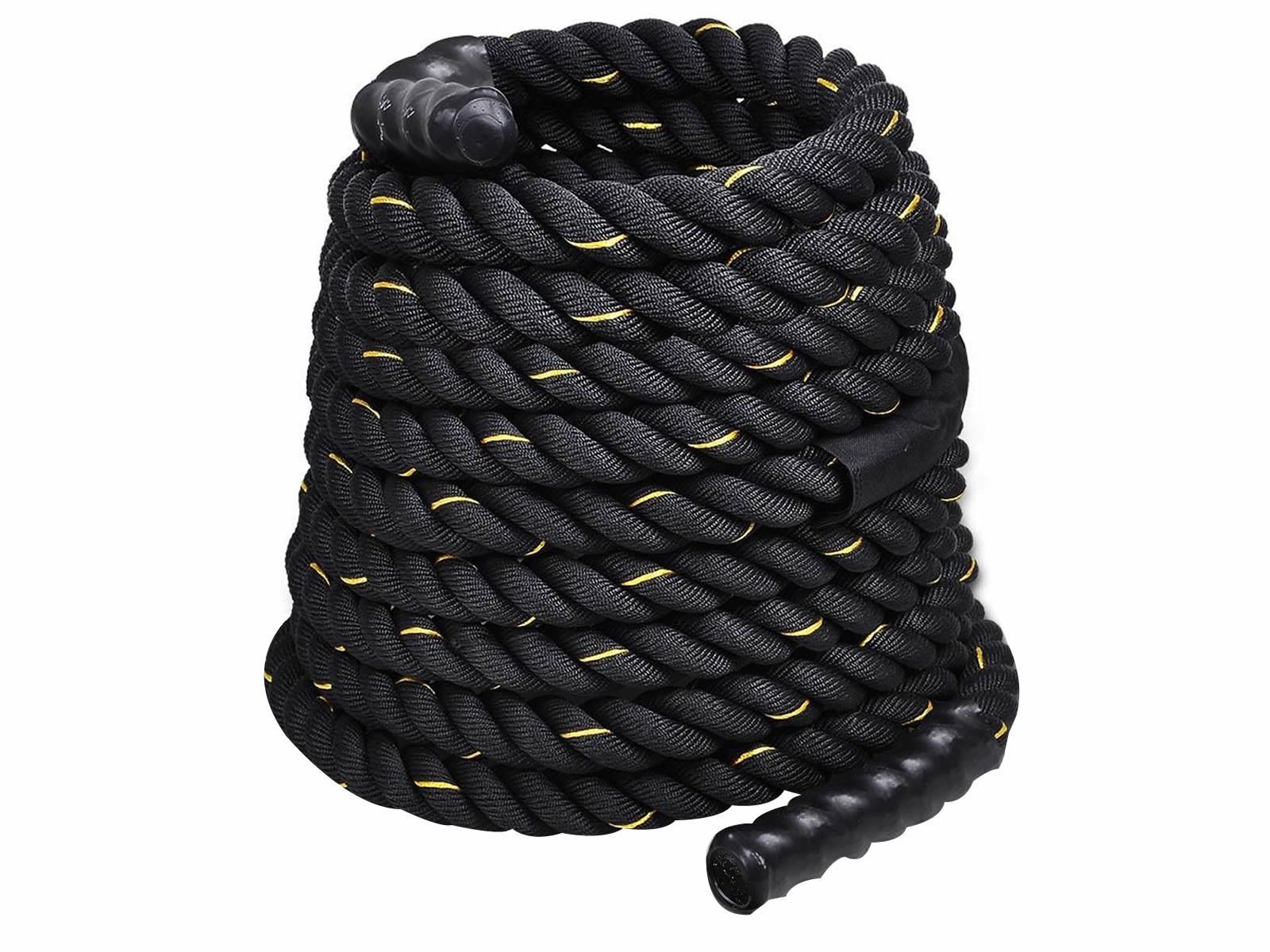 Battle Rope Training Undulation Extremely Workout Stamina for Gain Lean Muscle by DTOFREE (Image #5)
