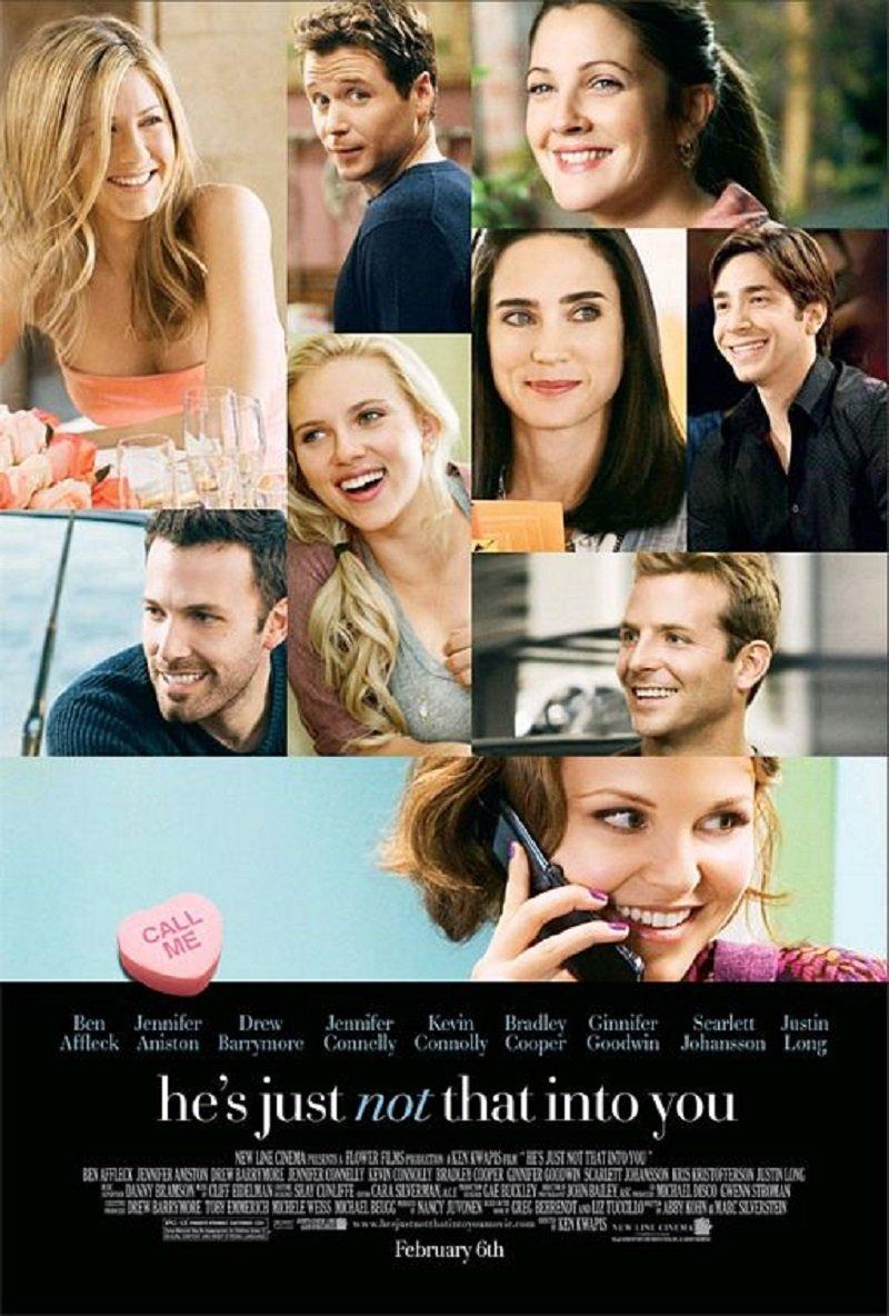 He's Just Not That Into You merupakan film komedi yang disutradari oleh Ken Kwapis.