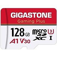Gigastone 128GB Micro SD Card, Gaming Plus, MicroSDXC Memory Card for Nintendo-Switch, 100MB/s, 4K Video Recording…