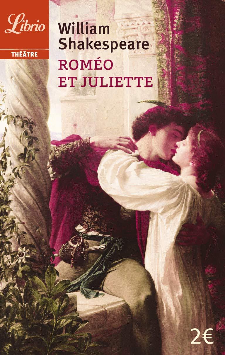 Romeo et juliette (Librio Théâtre)