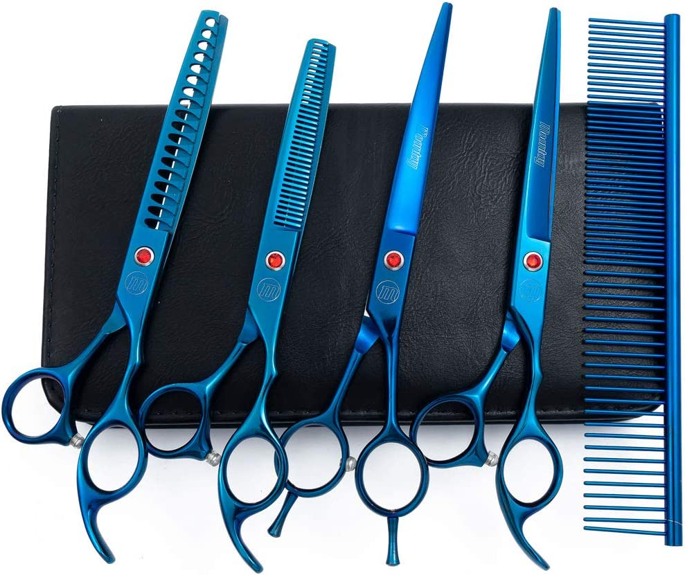 Pekingese Dad *H850* 8 Inch Sticker Decal Dog Grooming Groomer Comb Scissors