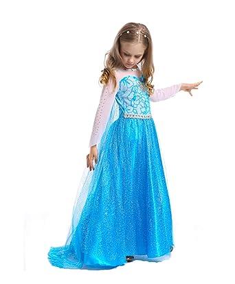 8b32af57249a1 SKWELL ドレス プリンセス風 女の子 チュールスカート 子供用 ワンピース ふんわり マント ガールズ 長袖 パーティードレス