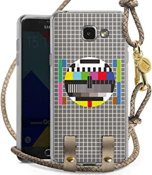 Coque Collier Compatible avec Samsung Galaxy A5 (2016) Coque avec ...