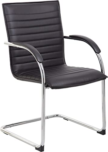 Boss Office Products Vinyl Side Chair Set of 2