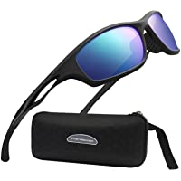 Perfectmiaoxuan Gafas de sol polarizadas para hombre mujer/Golf de pesca fresco Ciclismo El…