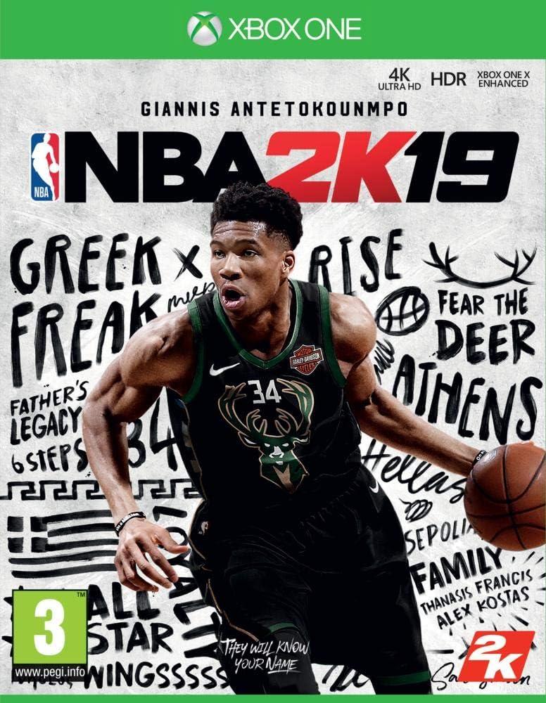 NBA 2K19 - Xbox One [Importación francesa]