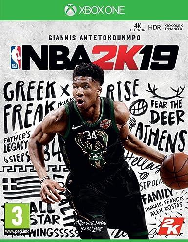 NBA 2K19 - Xbox One [Importación francesa]: Amazon.es: Videojuegos