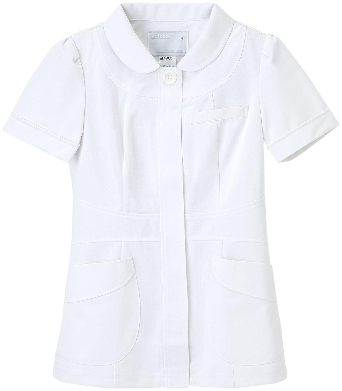 ナガイレーベン NAGAILEBEN 女子上衣 ATA-1052(L) ホワイト B014EM3B6E