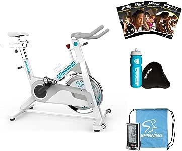SPINNING Spinner de la Mujer Bella Paquete hogar Bicicleta ...