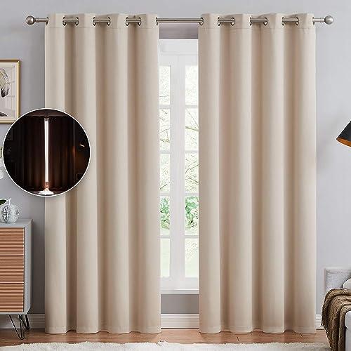 Best window curtain panel: Blackout Curtains Window Curtain Panel