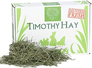 Small Pet Select 12-Pound 2nd Cutting Timothy Hay Pet Food