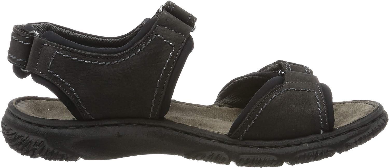 Josef Seibel Mens Carlo 06 Sling Back Sandals