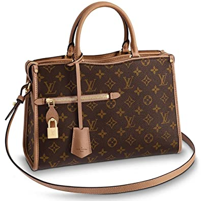 d0a76f9c1f80 Louis Vuitton Monogram Canvas Popincourt PM Tote Handbag Sesamo Article   M43537 Made in France