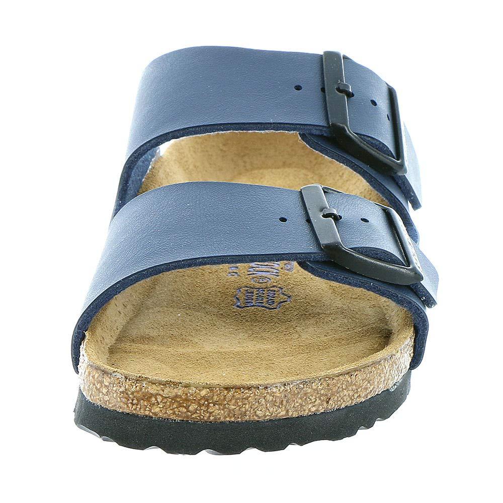 Birkenstock Unisex Arizona Navy Sandals - 10-10.5 2A(N) US Women/8-8.5 2A(N) US Men by Birkenstock (Image #5)