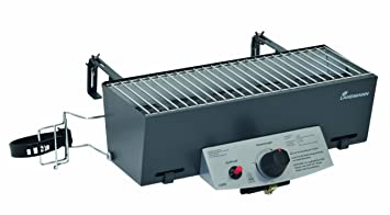 LANDMANN 12900 Gas natural - Barbacoa (Acero inoxidable ...