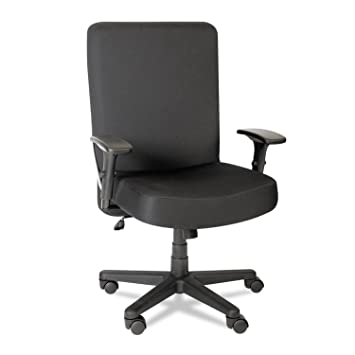 Alera Plus Big and Tall High-Back Task Chair Black  sc 1 st  Amazon.com & Amazon.com: Alera Plus Big and Tall High-Back Task Chair Black ...