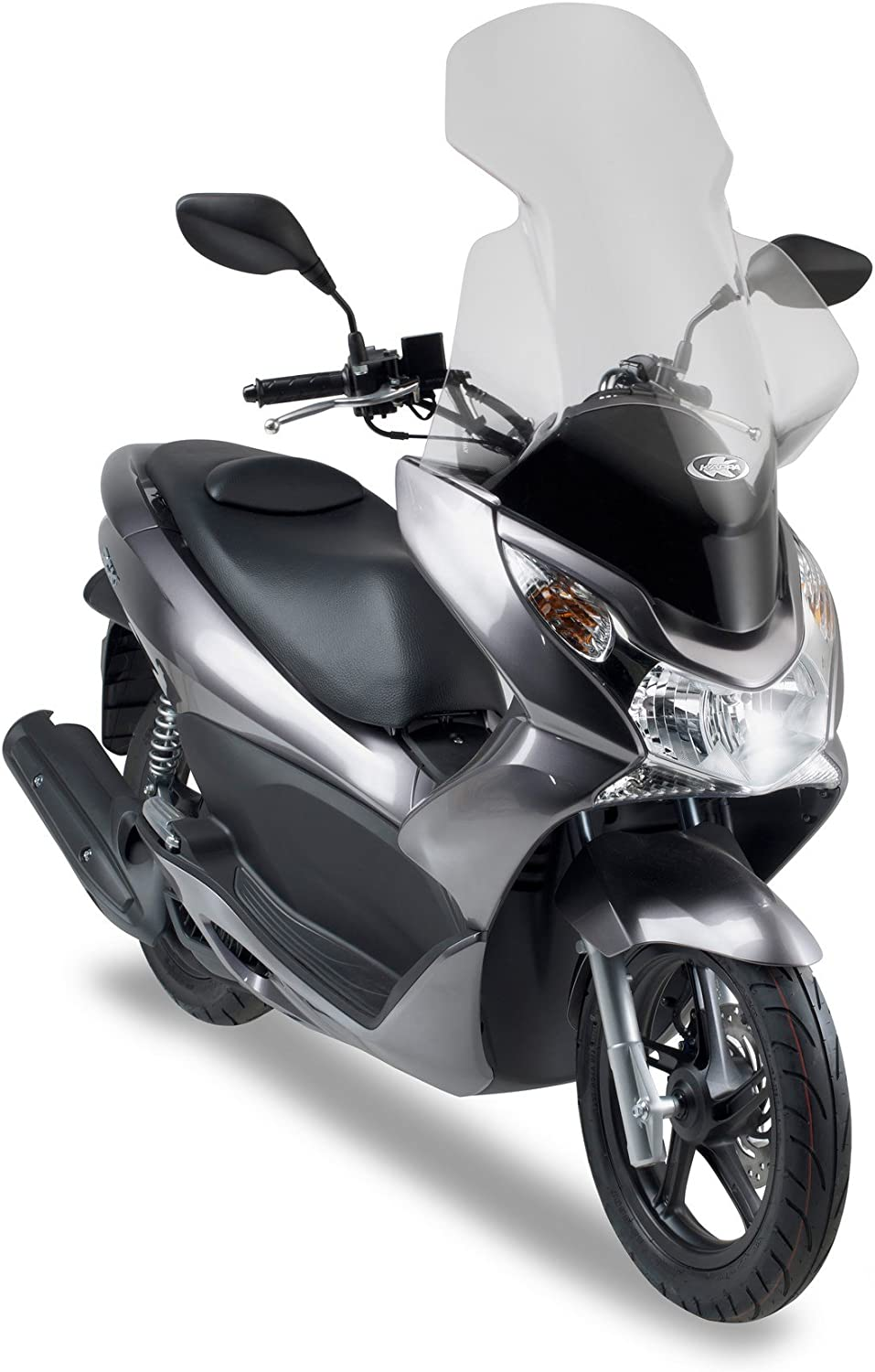 10/  13 H x L / 150/  Specific Windscreen Transparent 82/ x 58/ cm Attacks excluded Kappa 323dt Honda PCX 125/