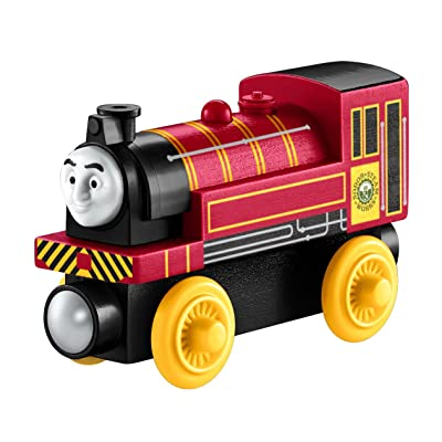 Fisher-Price Thomas & Friends Wooden Railway, Victor: Toys & Games