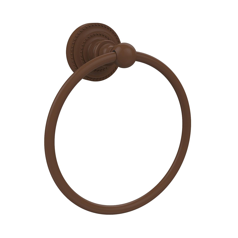 (Antique Bronze) Allied Brass DT-16-ABZ 15cm Towel Ring, Antique Bronze B001O88GE4 ブロンズ(antique bronze) ブロンズ(antique bronze)