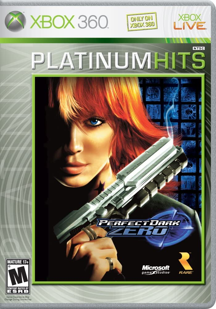 Amazon.com: Perfect Dark Zero: Xbox 360: Artist Not Provided: Video ...