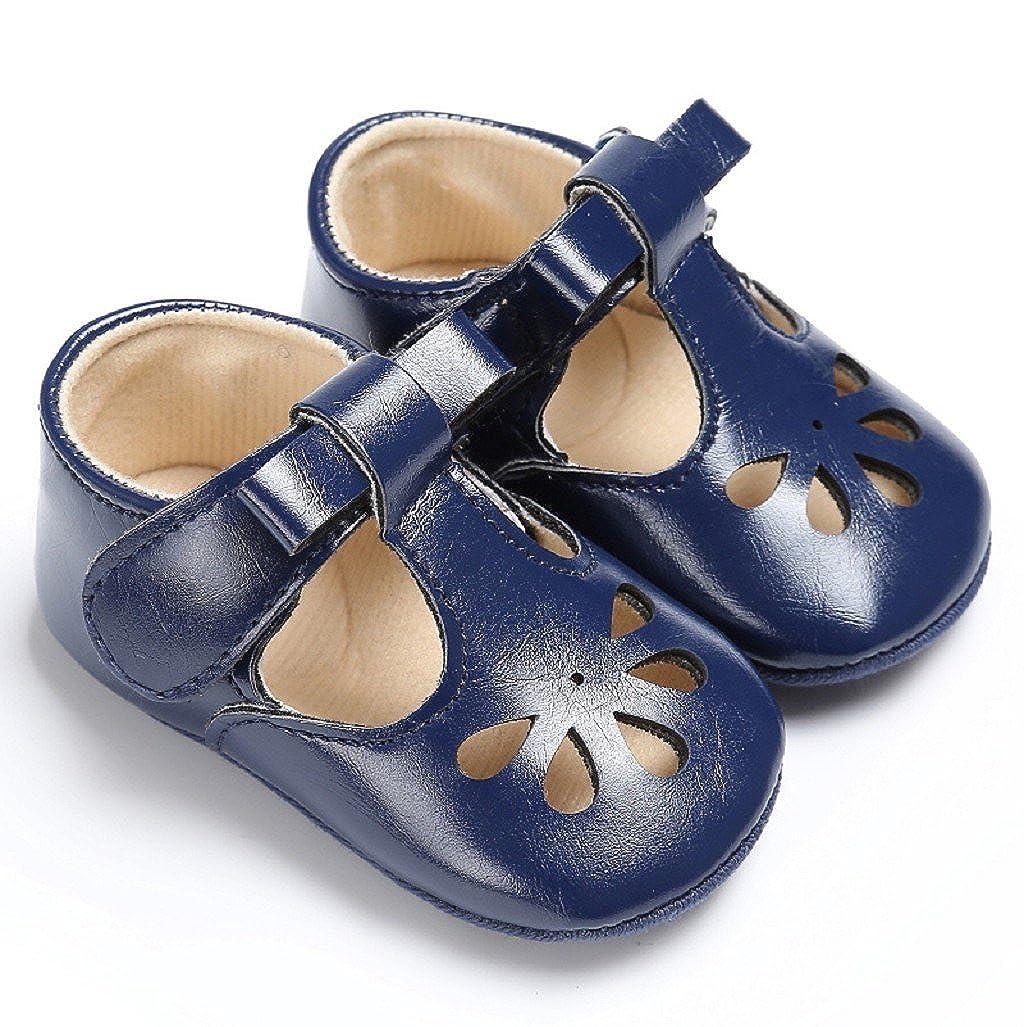 Primeros Zapatos para Caminar,Auxma Princesa del Verano del Resorte Princesa Walkers Zapatos Zapatos del Arco Zapatos de la Flor