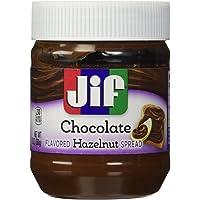 JIF 杰夫 巧克力酱 368g(亚马逊进口直采,美国品牌)