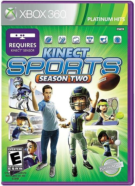 Xbox - Kinect sports season 2: Amazon.es: Videojuegos