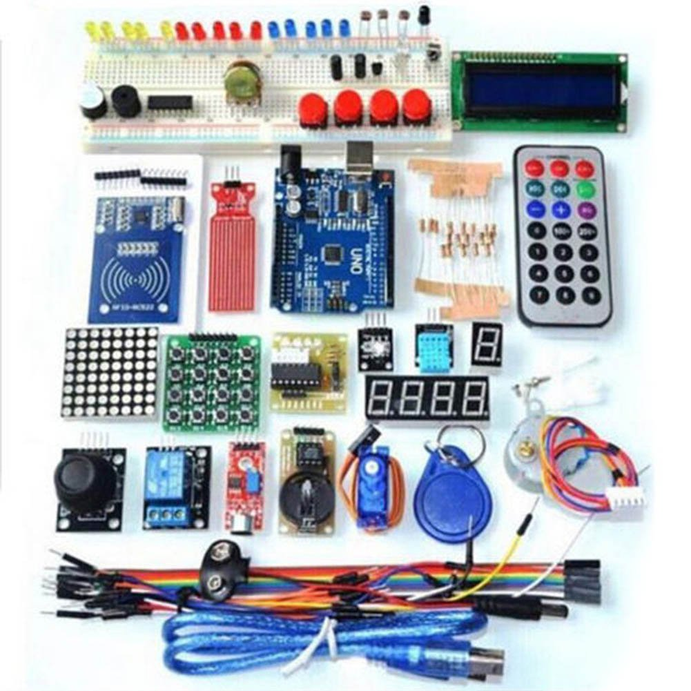 Espeedy RFID Learning Starter Kit for Arduino UNO R3 Upgraded Version Learning Suite