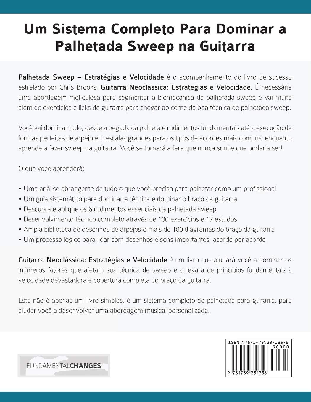 Palhetada Sweep – Estratégias e Velocidade: Técnicas Essenciais de ...