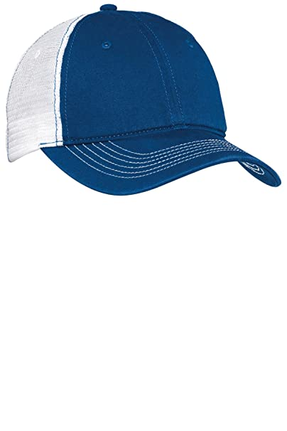 bb8d1c6195a Image Unavailable. Image not available for. Color  District Men s Mesh Back Cap  OSFA ...