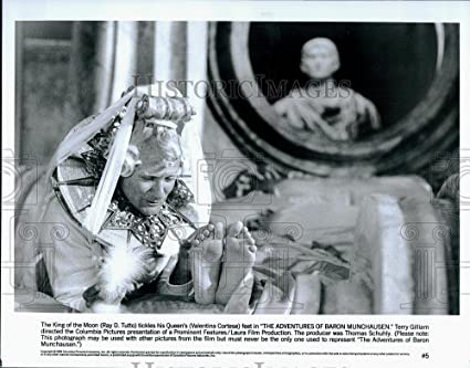 Historic Images 1988 Press Photo Ray D Tutto Actor Valentina ...