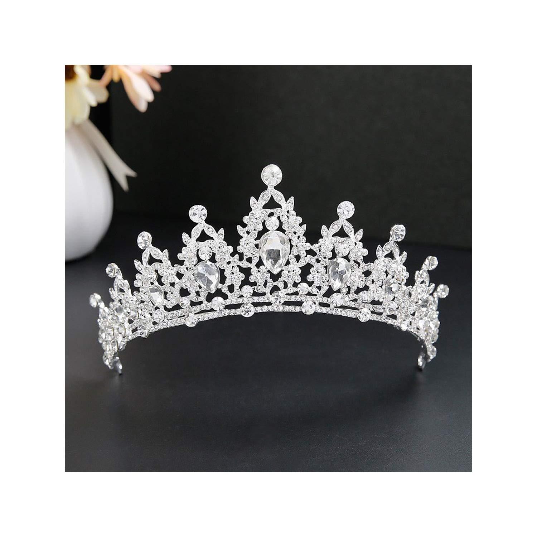 Rhinestone Bridal Crown...