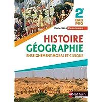 Histoire-Géographie 2e Bac pro