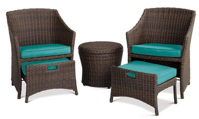 Belvedere 5-Piece Chat Set - Threshold™ : Target