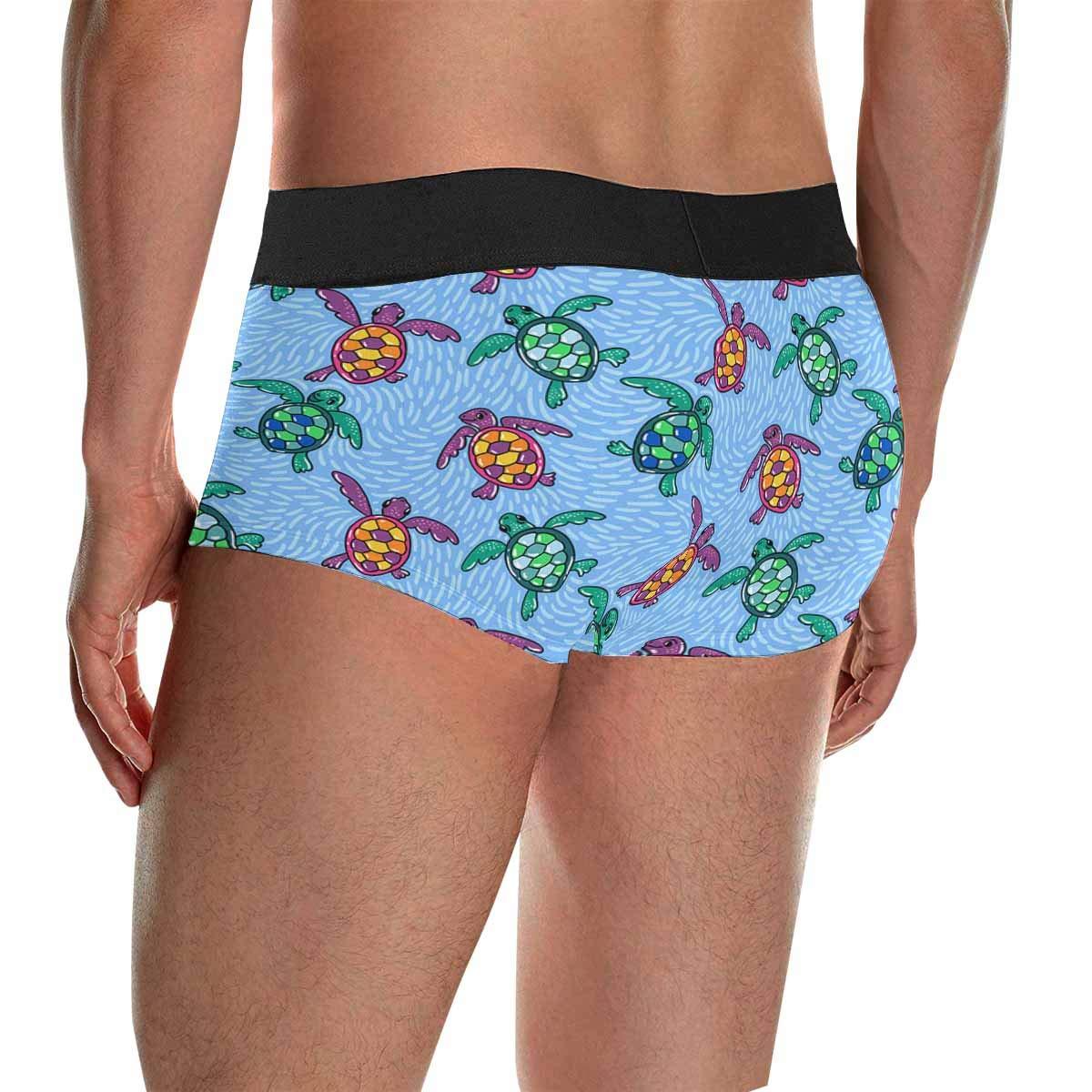 XS-4XL INTERESTPRINT Mens Short Underwear Pants