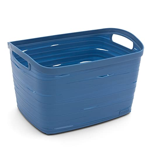 Curver Blue Ribbon design storage box with handles S size 27x21x17cm 2 Piece  sc 1 st  Amazon UK & Curver Blue Ribbon design storage box with handles S size ... Aboutintivar.Com