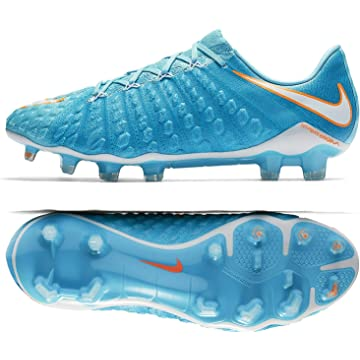 Nike Womens Hypervenom Phantom III FG Cleats 19bbffe1c