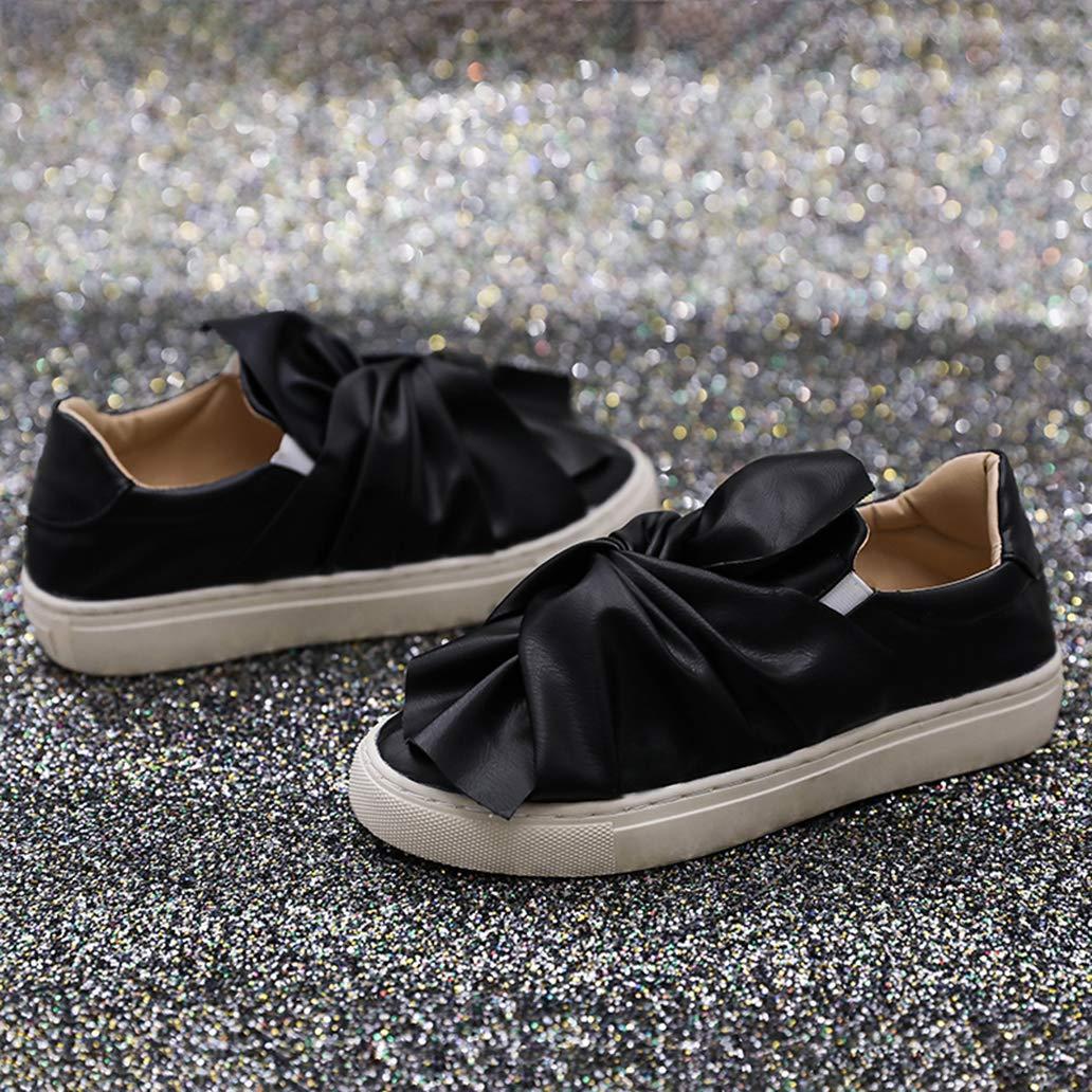 York Zhu Women Flats Loafers Shoes Sequins Casual Sneaker Shoes Casual Shoes by York Zhu (Image #4)