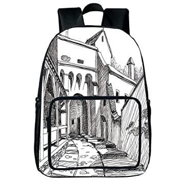 Amazon.com: Customizable Square Front Bag Backpack,Meval Decor ... on house construction, house layout design, house template, house model design, house drawing, house painting design, house art design, house design blueprint, house perspective design, house autocad, house architecture design, house graphic design, house light design, house green design, sketchup house design, green building design, house studio design, product page design, house study design, house plans with furniture layouts,