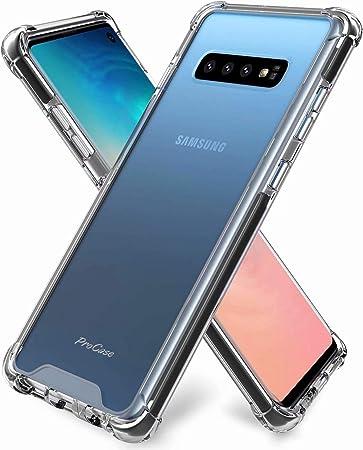 Dygg Kompatibel Mit Hülle Für Samsung Galaxy S10 Hülle Kamera