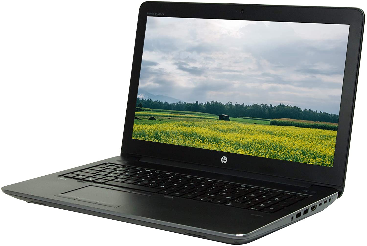"""HP Mobile Worstation ZBook 15 G3 15.6"""" FHD Laptop, Core i7-6700HQ 2.6GHz, 16GB RAM, 512GB Solid State Drive, Windows 10 Pro 64bit, CAM, NVIDIA Quadro M1000M (Certified Refurished)"""