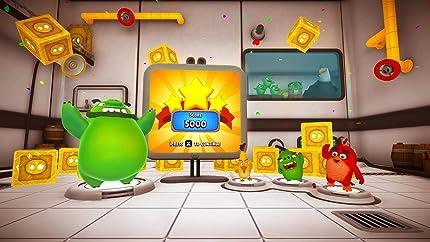 Amazon.com: The Angry Birds Movie 2 VR: Under Pressure (PSVR ...