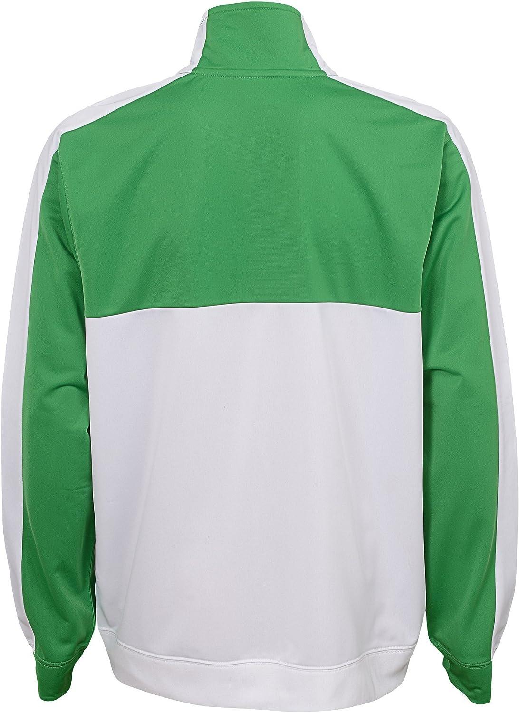 Team color Medium International Soccer Mexico Mens Outerstuff Track Jacket