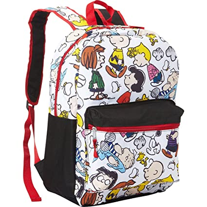 Peanuts Snoopy Snoopy Backpack