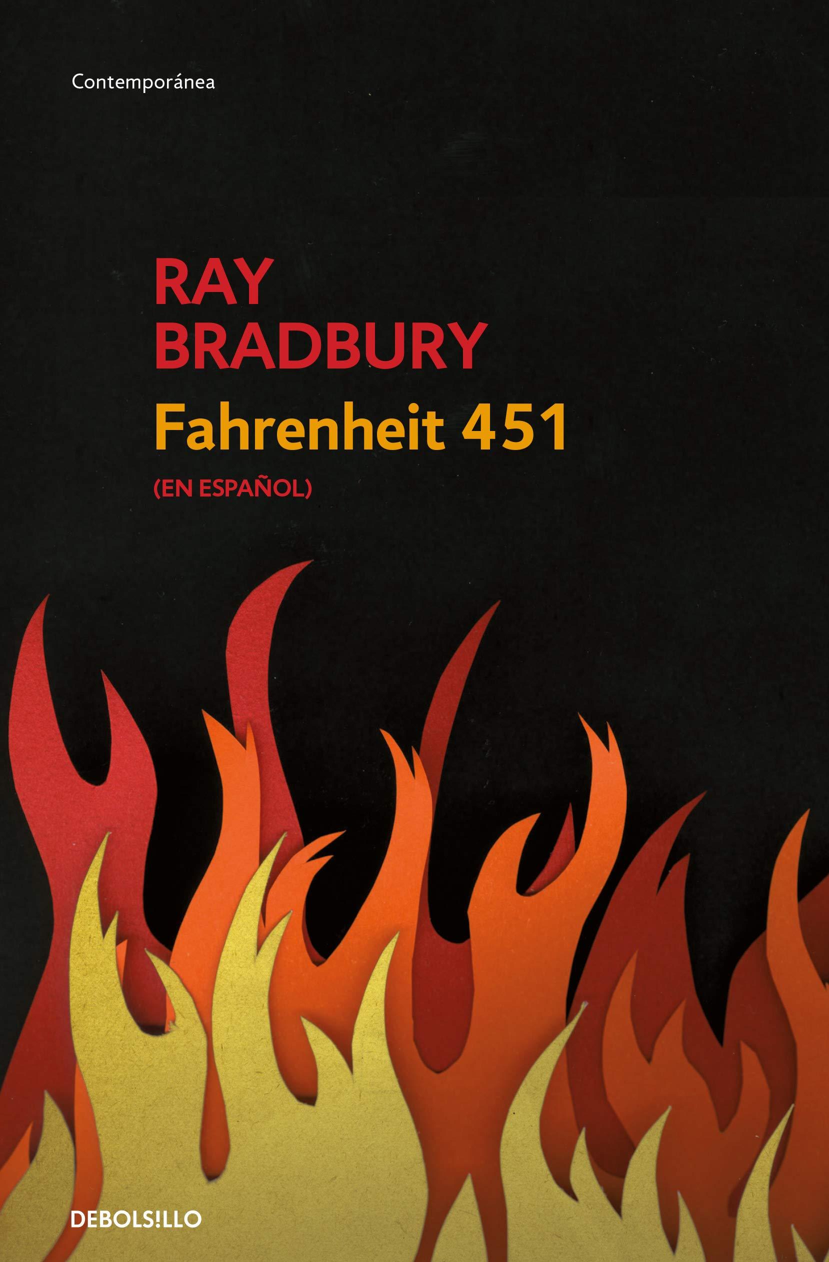 Fahrenheit 12 Spanish Edition / Amazon.de Bradbury, Ray ...