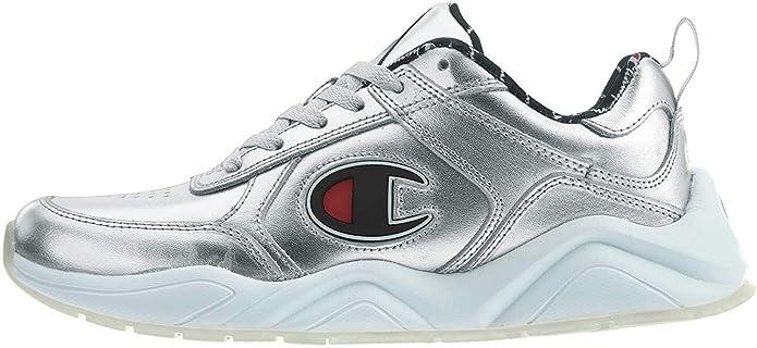 GS 93 Eighteen Nasa Metallic Sneaker
