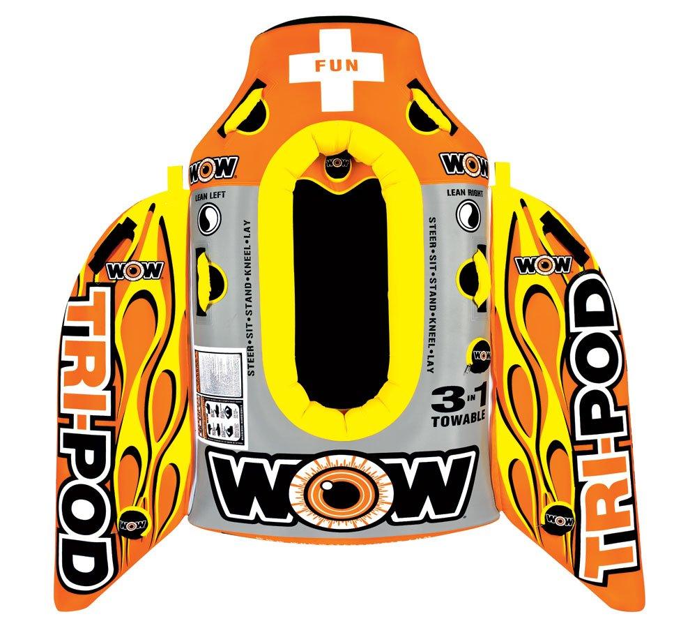 WOW Tripod 1-Rider Towable