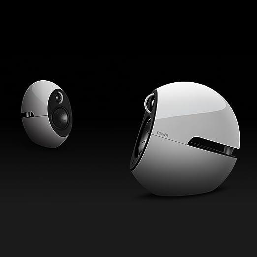 Bianco Edifier Luna Eclipse WH Sistema Diffusori 2.0 con Bluetooth
