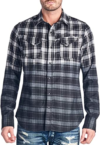 Cult of Individuality Mens Clint Denim Shirt