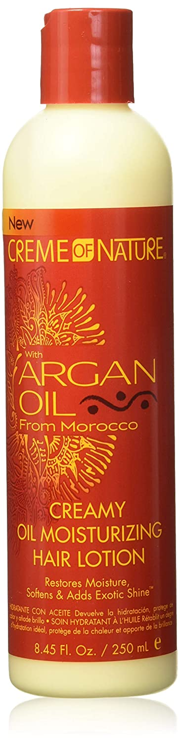 Creme Of Nature Argan Oil Creamy Oil Moisturizer 8.45oz